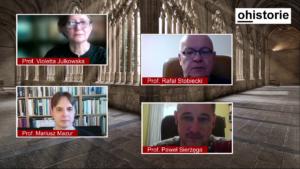 Historiografia PRL – czyli co zamiast podręcznika? Debata z udziałem prof. Rafała Stobieckiego (18.06.2021)
